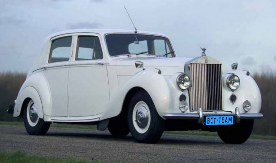Classic Car Businessclass Taxi
